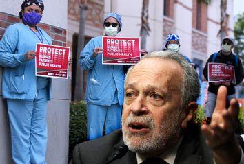 Robert Reich; Health Care Workers; Coronavirus