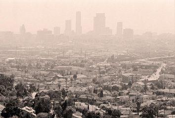 Smog; Los Angeles, California