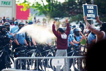 Black Lives Matter; Police; Protest; Minneapolis; George Floyd