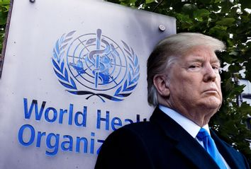Donald Trump; World Health Organization