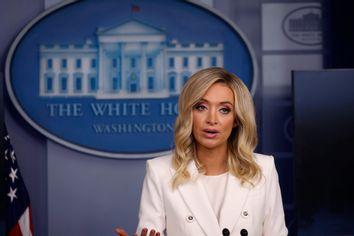 Kayleigh McEnany; Press Briefing