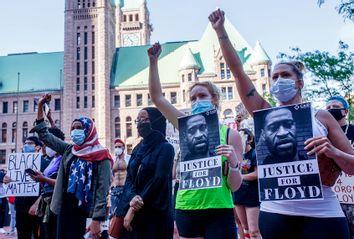 Minneapolis; George Floyd; Protest