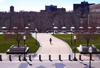 College Campus; Deserted; Coronavirus