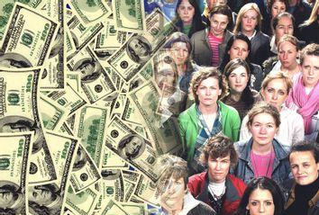 Money; People; Nation VS Economy
