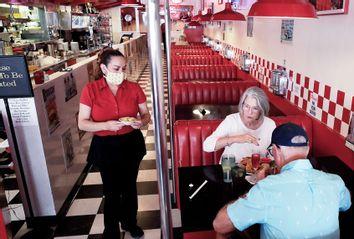 Restaurant Reopening; COVID-19