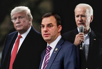 Donald Trump; Joe Biden; Justin Amash