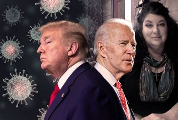 Donald Trump; Joe Biden; Coronavirus; Tara Reade