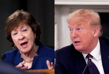 Donald Trump; Susan Collins