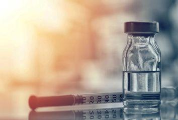 Vaccine; Bottle; Syringe
