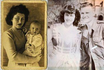 WW2 Grandmothers