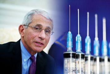 Anthony Fauci; Vaccine