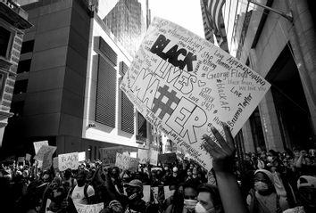 Protest; George Floyd; Baltimore