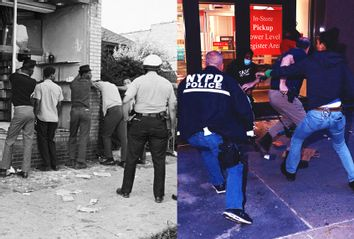 Detroit; New York; Protest; Riot; Looting