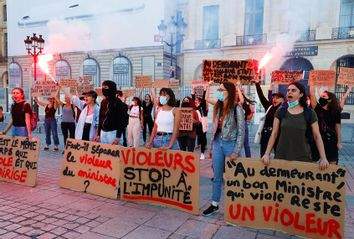 France; Protest