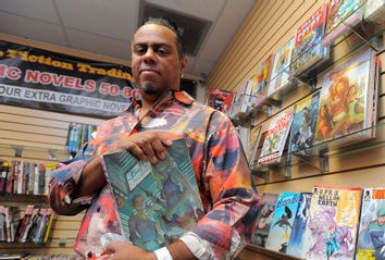 Georges Jeanty; Comic Book Artist