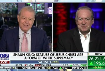 Mike Huckabee on Fox Business