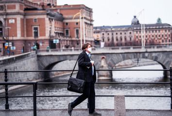 Stockholm; Sweden; Coronavirus; COVID-19