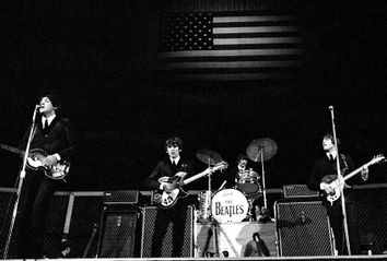 The Beatles; 1964; US Tour