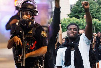 Black Lives Matter; Police