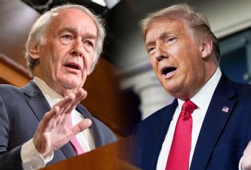 Ed Markey; Donald Trump