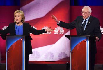 Hillary Clinton; Bernie Sanders; Democratic Debate