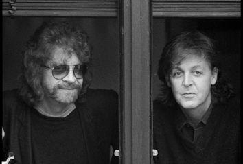 Jeff Lynne; Paul McCartney