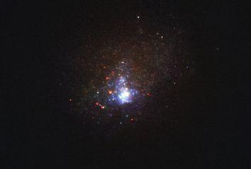 Kinman Dwarf galaxy