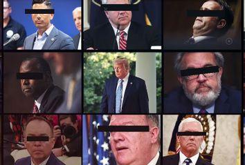 The Lincoln Project's Trump attack ad