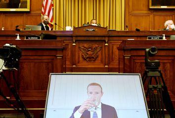 Mark Zuckerberg; House Judiciary Subcommittee