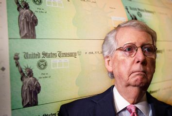Mitch McConnell; Stimulus Checks