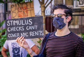 Cancel Rent; NYC