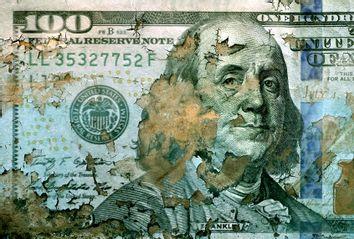 Hundred Dollar Bill; Money