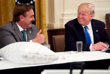 Donald Trump; Mike Lindell