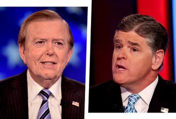 Sean Hannity; Lou Dobbs