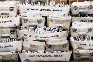 USPS; Mail