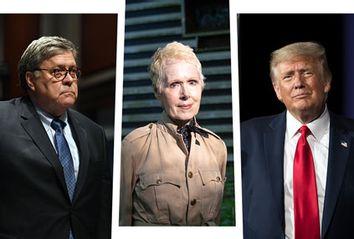 Bill Barr; E. Jean Carroll; Donald Trump
