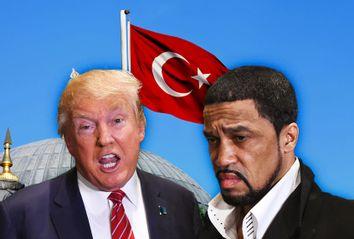 Donald Trump; Darrell Scott; Turkish Flag