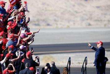 Donald Trump; Rally; Trump Supporters
