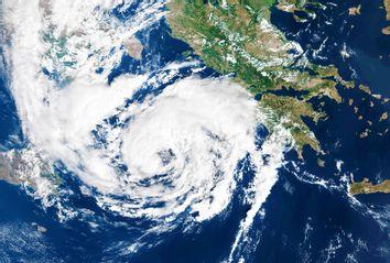 Hurricane Ianos