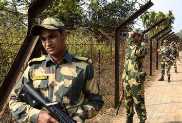 India-Bangladesh Border