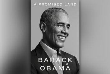 A Promised Land by Barack Obama