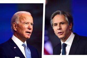 Joe Biden; Antony Blinken