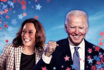 Joe Biden; Kamala Harris