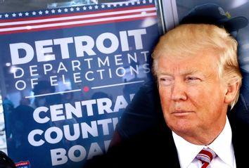 Donald Trump; Detroit Department of Elections