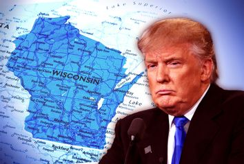Donald Trump; Wisconsin