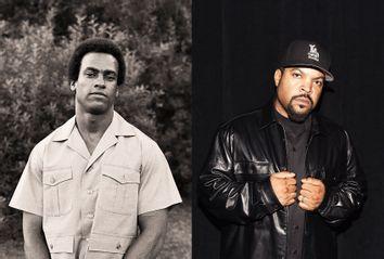 Huey Newton; Ice Cube