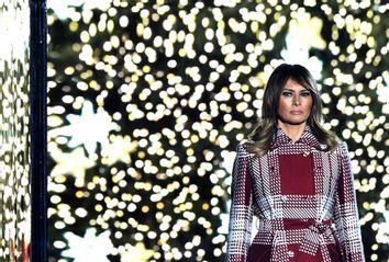 Melania Trump; Christmas