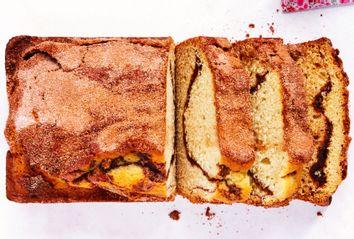 Cinnamon Swirl Quick Loaf