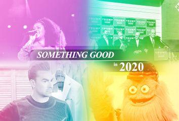 Something Good in 2020
