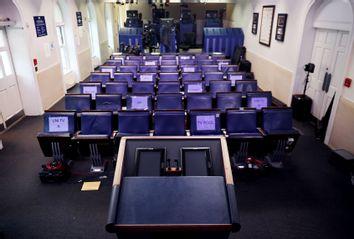The James Brady Press Briefing Room